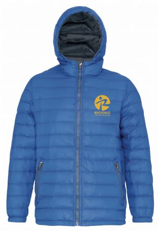 Rochdale Tri Club Padded Jacket